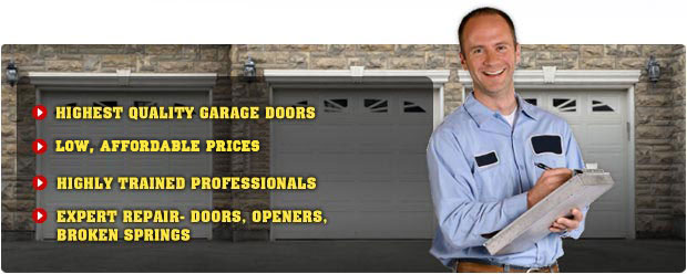 Wichita Overhead Garage Door Repair