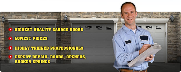 Conway Springs Garage Door Repair